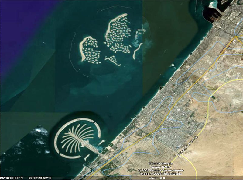 dubai world islands. and World Islands - Dubai
